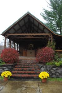 The Outdoor Chapel